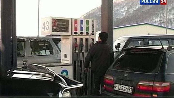 Рост цен на бензин и дизтопливо беспокоит население.