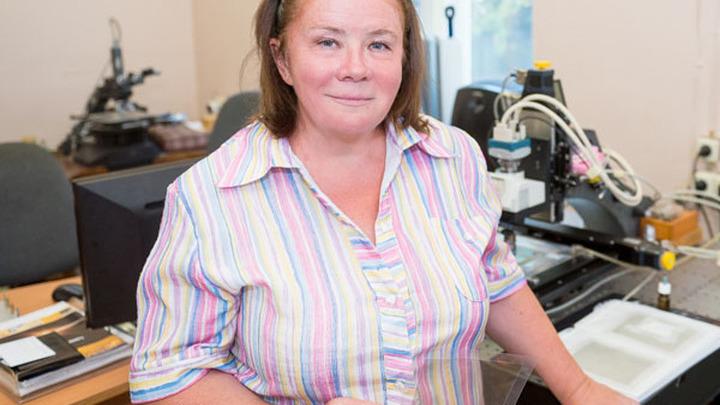 Ведущий эксперт Национального исследовательского технологического университета (НИТУ) МИСИС, заведующая лабораторией элементарных частиц ФИАН профессор Наталья Геннадьевна Полухина.