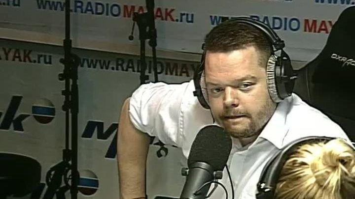 Маяк ПРО. Работа спортивного комментатора