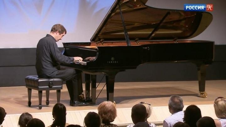 Николай Луганский выступил на Музыкально-художественном фестивале Фонда Святослава Рихтера