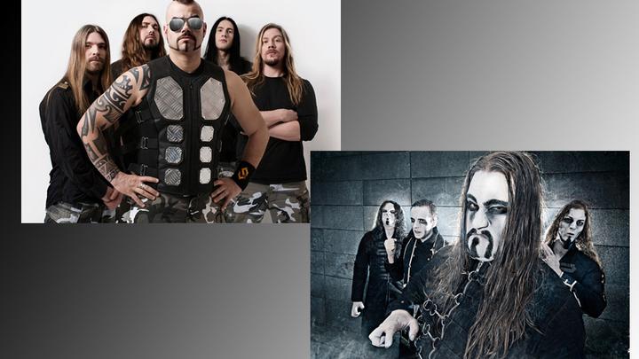 Sabaton шведская хэви-пауэр-метал группа и Powerwolf — пауэр-хеви-метал-группа из Германии