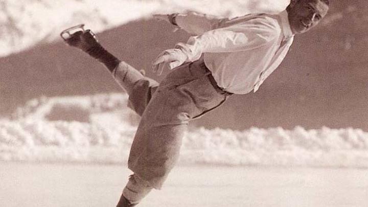 Ульрих Сальхов, фигурист (Швеция)