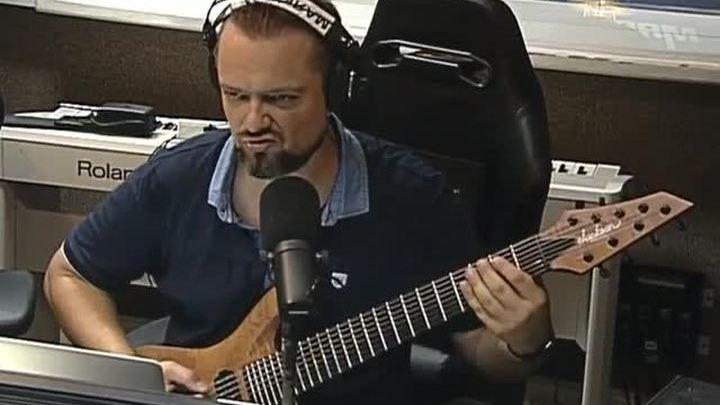 Александр Пушной о гитарных чудесах