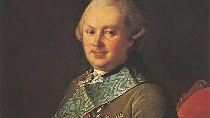Князь Александр Вяземский, генерал-прокурор Сената