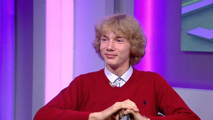 Иван Бессонов рассказал, как стал победителем престижного конкурса в Эдинбурге