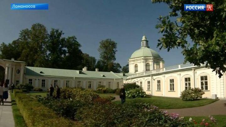 После реставрации открылся Церковный павильон Большого Меншиковского дворца