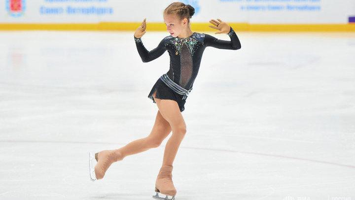 Трусова стала победительницей четвертого этапа Кубка России по фигурному катанию