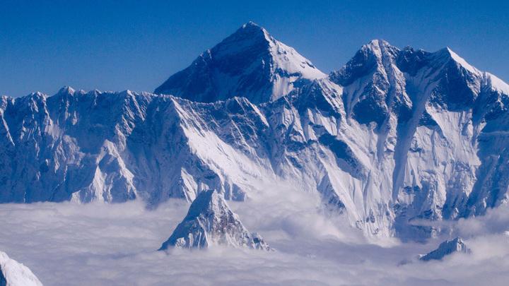 Эверест вырос на 86 сантиметров