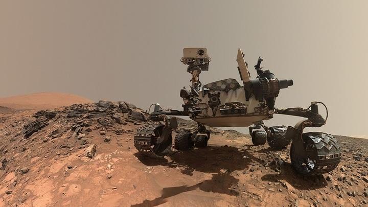 """Теперь """"Кьюриосити"""" сможет собрать ещё больше информации о марсианских камнях."""
