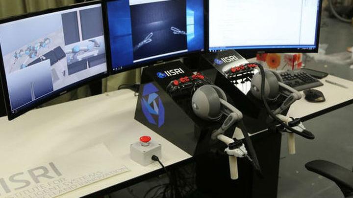 Система поможет усовершенствовать роботизированную хирургию.
