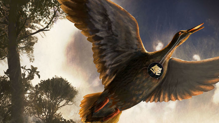 Исследователи выяснили, что в древние птицы, скорее всего, крякали подобно уткам.