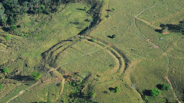 Амазонские геоглифы, предположительно, использовались для древних ритуалов и церемоний.