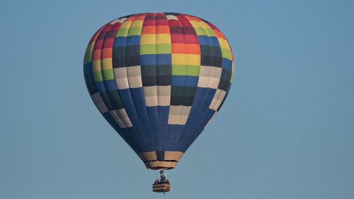 Воздушный шар √ не только романтическая игрушка, но и исследовательский инструмент.