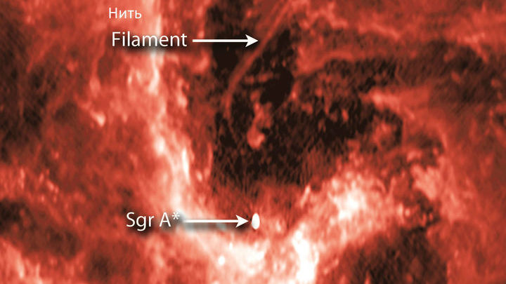 Разработанная авторами техника обработки данных позволила получить уникальные изображения.