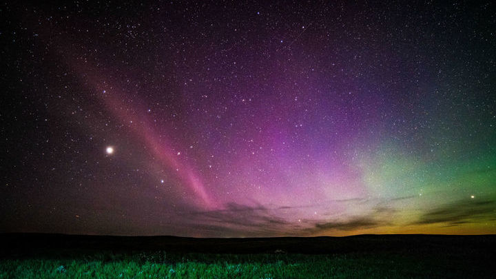 Информация со спутников помогла выяснить природу свечения.