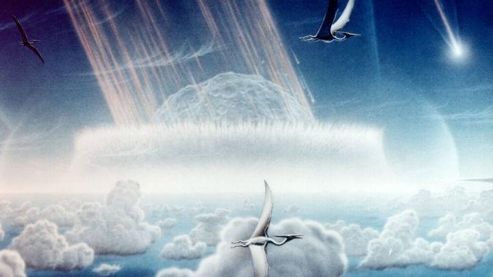 """За """"астероидным"""" похолоданием, похоже, последовало длительное потепление."""