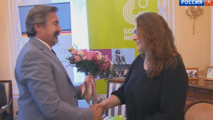 В Москве вручили Немецкую переводческую премию