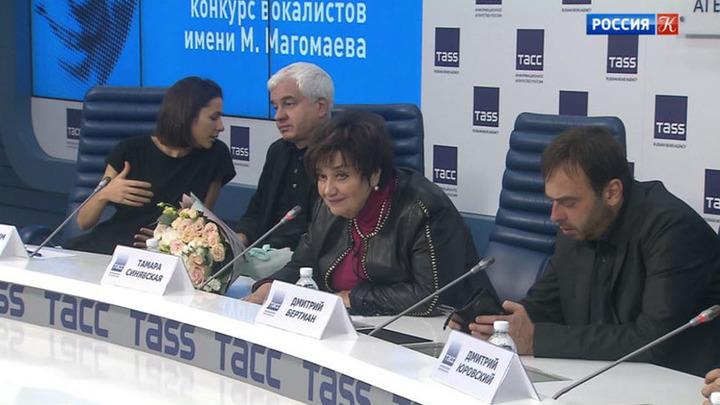 В Москве рассказали о программе Конкурса вокалистов им. Муслима Магомаева