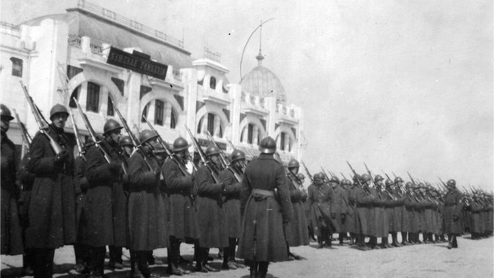 Бельгийцы в России. 1915 год. Архив В.Вандерстикль