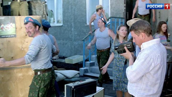 Первые зрители «Ненастья» увидели фильм Урсуляка на большом экране