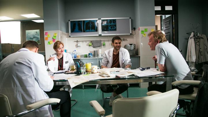 """Кадр из сериала """"Доктор Рихтер. Продолжение"""""""