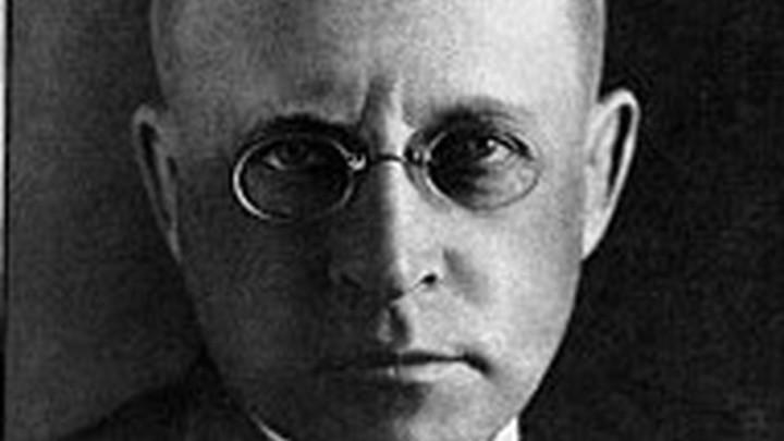 Леонид Добычин, русский советский писатель.