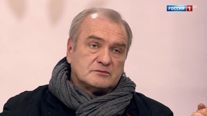 Александр Балуев сыграл отшельника