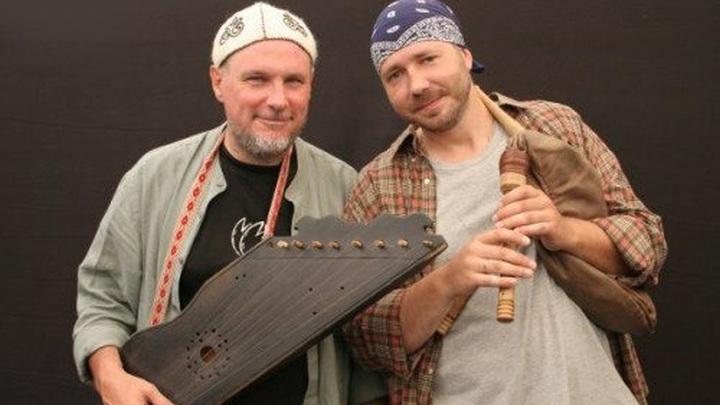 Сергей Старостин и Сергей Клевенский.