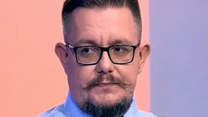 Политолог Александр Николаевич Асафов