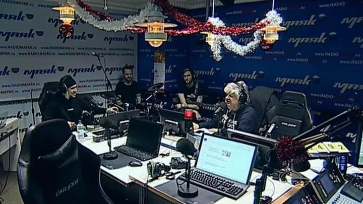 Встреча в студии с Максимом Свободой