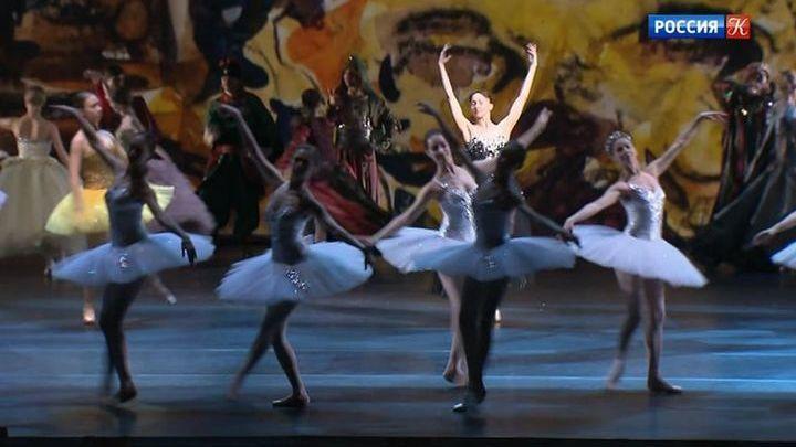 В Большом театре проходит гала-концерт, посвященный Екатерине Максимовой
