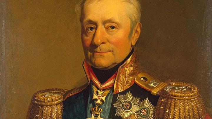 Леонтий Леонтьевич Беннигсен, русский генерал