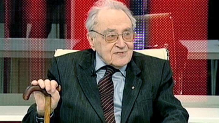 Умер историк Сигурд Шмидт