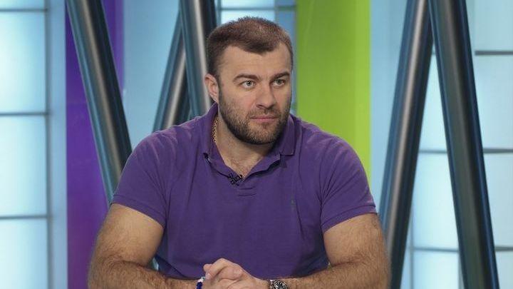 Михаил Пореченков отмечает юбилей