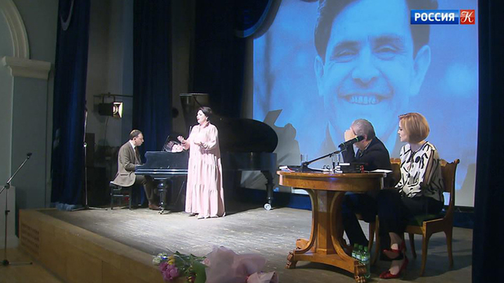 В Государственном музее Пушкина прошел вечер памяти Фазиля Искандера