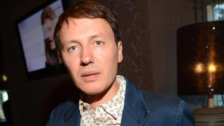 Журналист и телеведущий Илья Легостаев.
