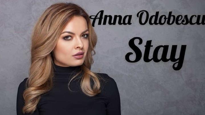 Анна Одобеску из Молдовы исполнит на Евровидении песню Stay