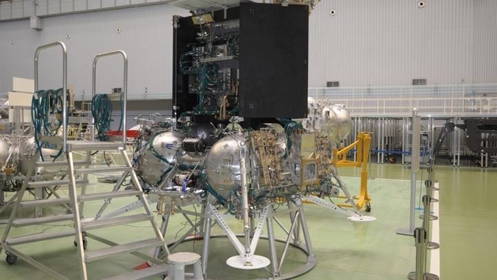 "Запуск ""Луны-25"" перенесен"
