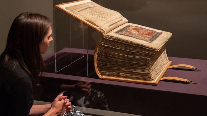 Британская библиотека вернула Греции три реликвии XVIII века