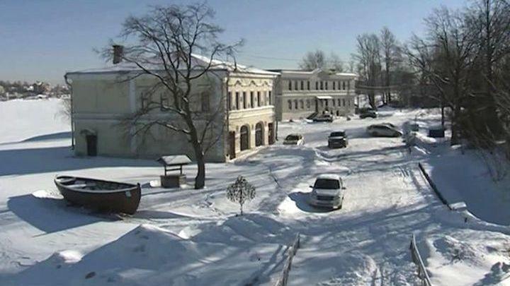 Посёлок Усть-Ижора в Петербурге получил статус достопримечательности