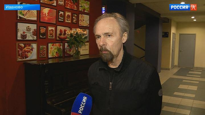 Дни Андрея Тарковского в Ивановской области открылись встречей с Константином Лопушанским