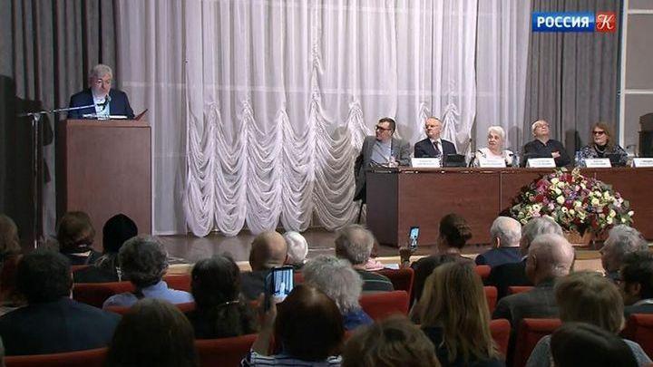 Евгений Водолазкин - лауреат Премии Солженицына