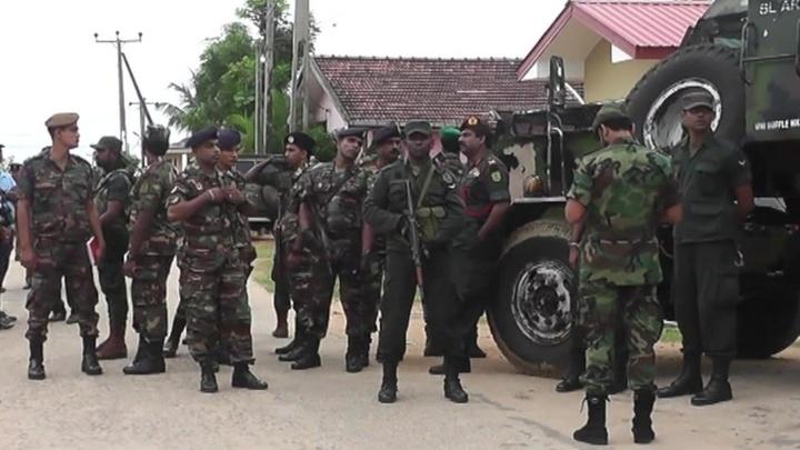 На Шри-Ланке запретили группировку, подозреваемую во взрывах