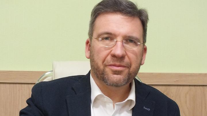 Президент Ассоциации малоформатной торговли Владлен Георгиевич Максимов