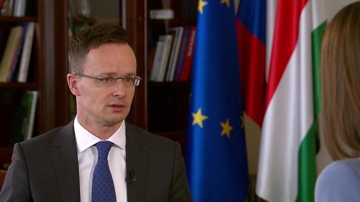 Лицемерие и двойные стандарты: глава МИД Венгрии прокомментировал резолюцию Европарламента