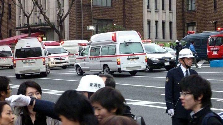 Взрыв произошел на прогулочном катере в Японии