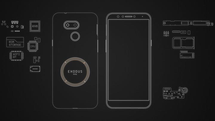 """HTC выпустит """"настоящий"""" блокчейн-смартфон"""