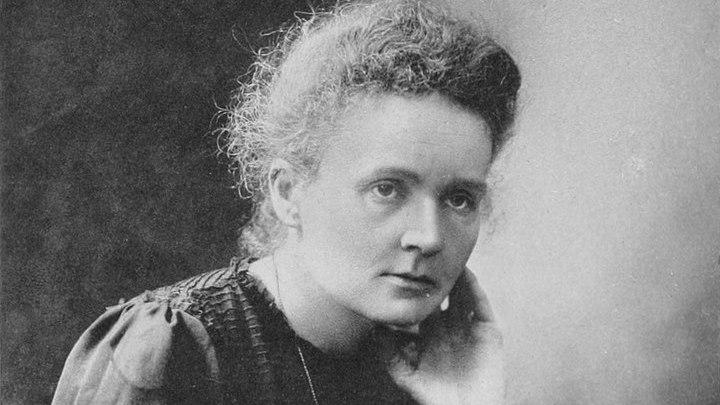 Мария Склодовская-Кюри/ Generalstabens Litografiska Anstalt Stockholm /Public domain