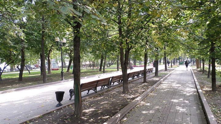 Чистопрудный бульвар, г. Москве / SergeyStepykin / CC BY-SA 3.0
