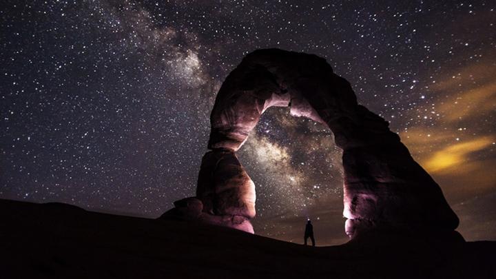 Звёздный пейзаж